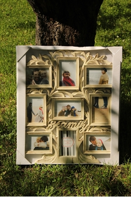 """Picture of  Photogallery """"Family"""" beige"""
